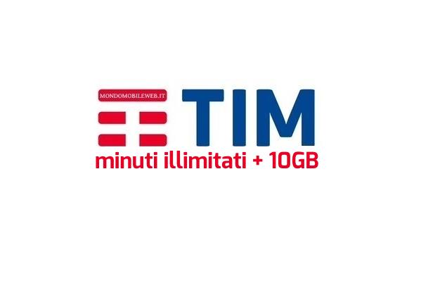 Photo of Telefonia Mobile: minuti illimitati e 10 Giga in 4G a 10 euro ogni 4 settimane per chi passa a Tim