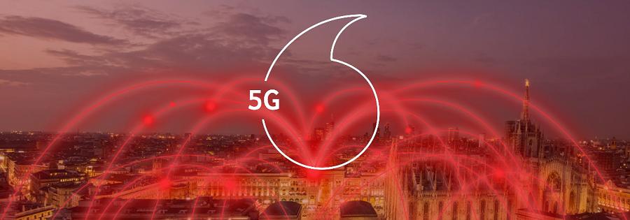 Photo of Vodafone: intervento di Sabrina Baggioni sulla sperimentazione della rete di quinta generazione, alla presentazione di Action for 5G