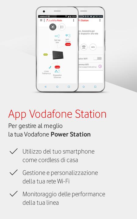 app vodafone station