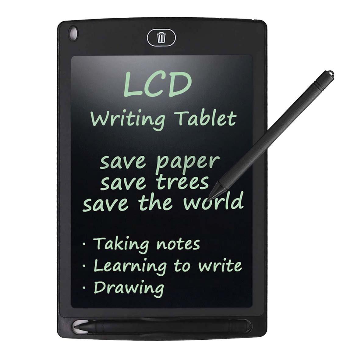 Photo of Writing Tablet LCD: il gadget perfetto per scrivere note, disegnare delle bozze o fare due conti risparmiando inutile carta