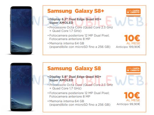 Samsung Galaxy S8: aggiornamento Android 8 Oreo disponibile. Tutte le novità