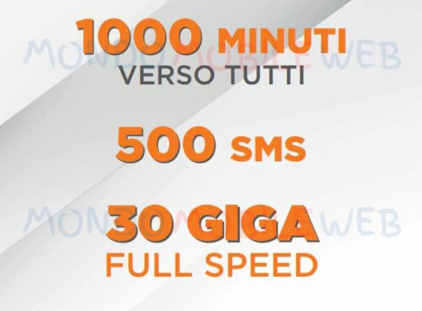 Wind: All Inclusive Flash 30GB pronta a conquistare gli ex clienti!