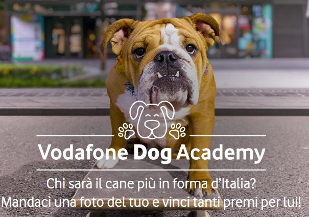 Photo of Vodafone Dog Academy: concorso fotografico con tanti premi per il vostro amico a quattro zampe tra cui la V-Pet by Vodafone