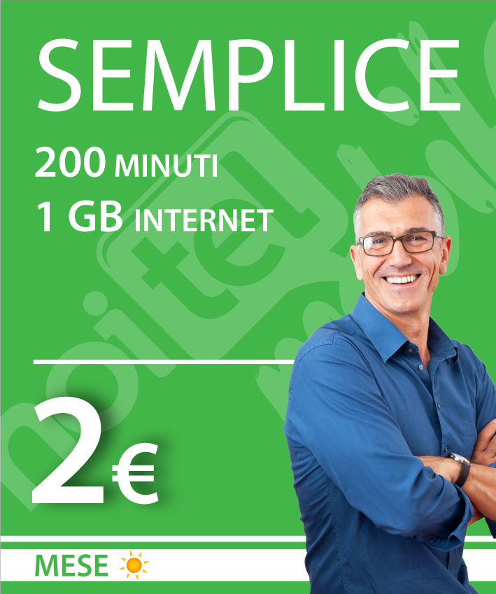 Photo of NoiTel Mobile Semplice: 200 minuti e 1 Giga in 3G a 2 euro al mese