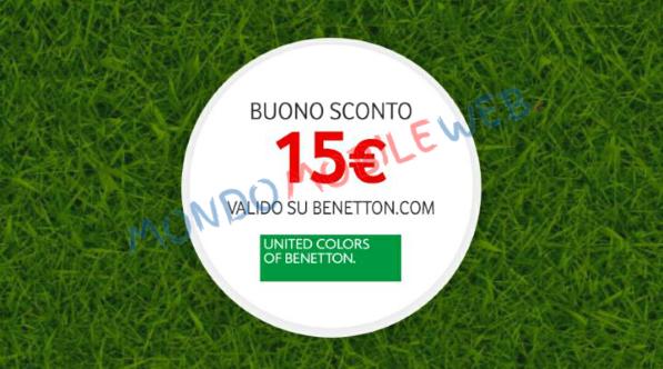 Buono Regalo Negozi Benetton