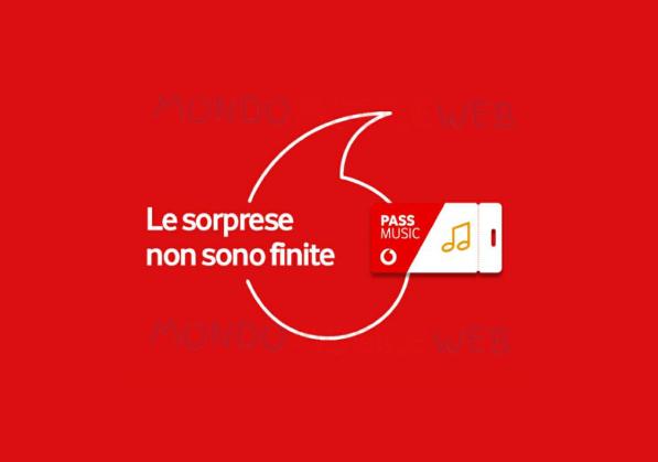 Photo of Vodafone Pass Music in promo a 1 euro per alcuni già clienti