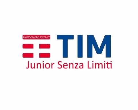 Photo of Anteprima Tim: dal 5 Marzo 2018 nuova offerta Tim Junior Senza Limiti dedicata ai giovanissimi