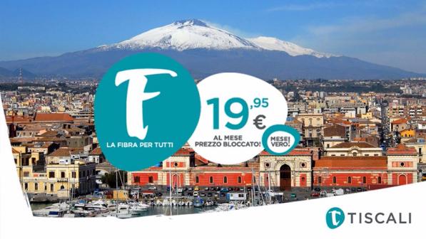 Photo of Tiscali aumenta la copertura in fibra FTTH grazie alla rete TIM: da oggi in più di 40 comuni italiani si potrà navigare fino ad 1 Gigabit con UltraFibra Giga