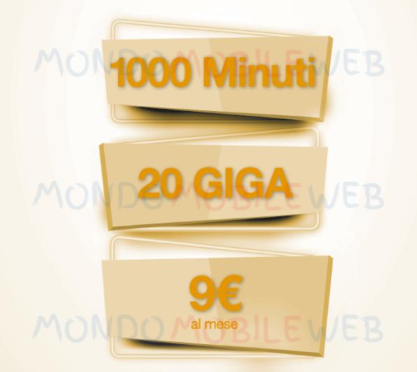 Photo of Tre Play 20: 1000 minuti e 20 Giga anche se si proviene da Vodafone