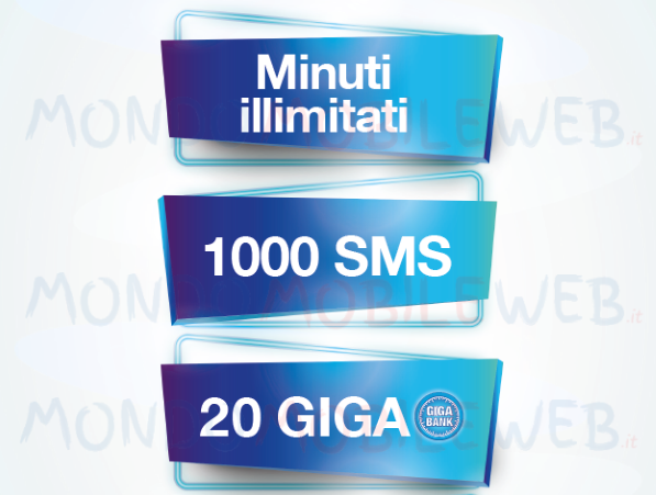 Photo of Wind Tre propone ad alcuni suoi ex clienti: Tre All-In Master 20 con minuti illimitati, 20GB e 1000 sms a 10 euro al mese