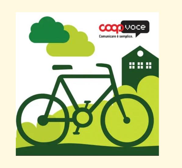 Photo of CoopVoce promuove il servizio ViviBici che permette di aggiungere Giga gratis pedalando