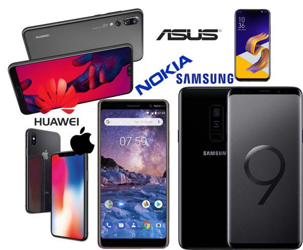 smartphone a rate