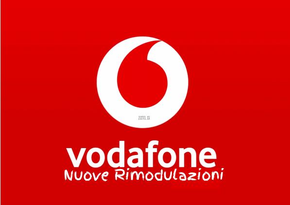 Photo of Vodafone: dal 2 Settembre 2019 aumento di 1,98 euro al mese su altre offerte ricaricabili