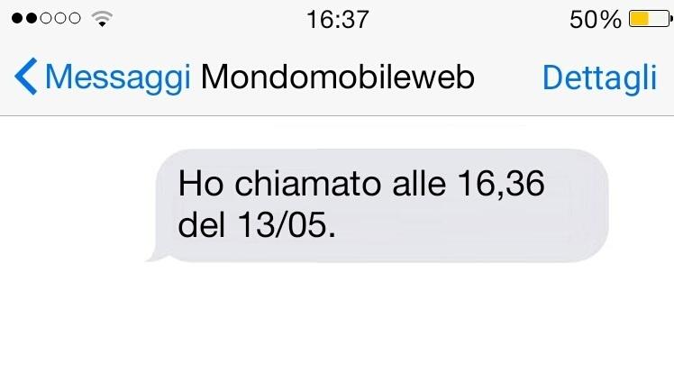 Photo of Telefonia Mobile: quanto costano i servizi SMS di reperibilità degli operatori Vodafone, Tim, Wind Tre, Iliad e Mvno