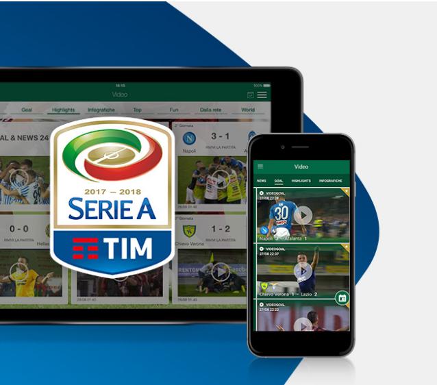 Photo of App Serie A Tim: dall'1 Giugno 2018 tutte le offerte dedicate all'applicazione non saranno più attivabili