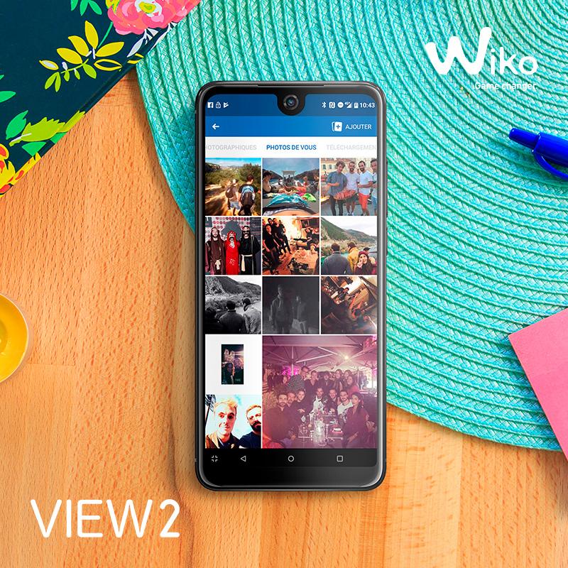 Photo of Wiko View 2 e View 2 Pro con display 19:9 e Face Unlock a partire da 199,99 euro