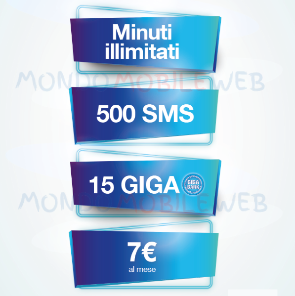 Photo of Torna in 3: continua l'offerta winback All-In Master 15 con minuti illimitati, 15GB e 500 sms a 7 euro al mese