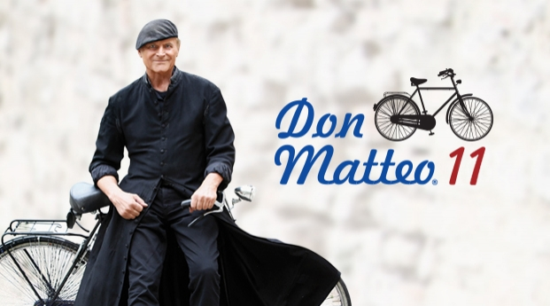 Photo of Terence Hill in versione 8 bit nel gameplay di Don Matteo 11