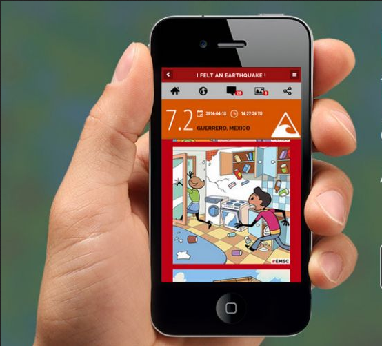 Photo of LastQuake: la App creata da sismologi che allerta la popolazione e raccoglie testimonianze in tempo reale sui terremoti