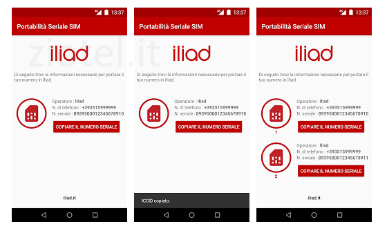 iliad app