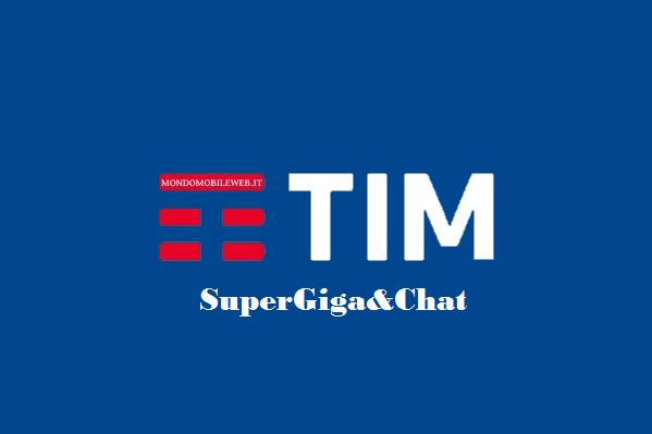 Tim International Summer Edition SuperGiga & Chat
