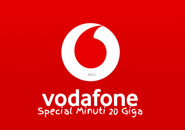 Photo of Vodafone Special Minuti 20GB: 1000 minuti e 20 Giga in 4G a 10,80 euro al mese con hotspot incluso