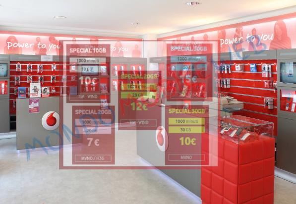 Photo of Vodafone: dal 4 Maggio 2018 nuove offerte Special Minuti Giga 20GB, 30GB, 10GB a partire da 7 euro al mese per tutti i nuovi clienti