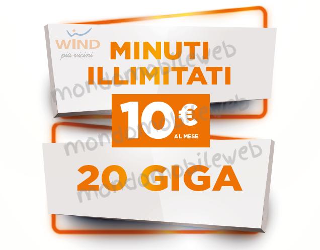 Photo of Wind: c'è tempo fino al 29 Maggio 2018 per attivare le offerte Last Minute Wind Smart Easy con 20 Giga o 30 Giga