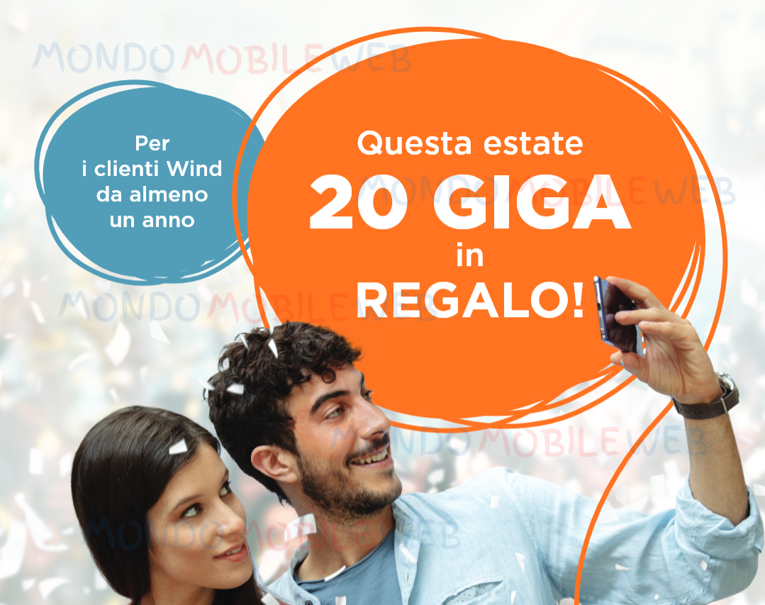 Photo of Wind pubblicizza i 20 Giga in regalo per 3 mesi con il nuovo spot di Fiorello