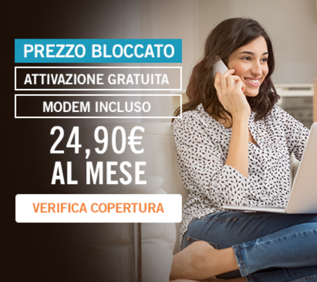 Photo of Wind Home: solo online ADSL o Fibra con modem e chiamate illimitate incluse a partire da 19,90 euro al mese
