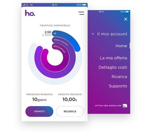 Photo of L'app ho. mobile permette di controllare lo stato della portabilità del proprio numero