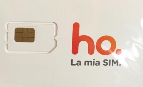 Photo of Guida alla portabilità del proprio numero su una nuova SIM ho. mobile mediante l'app ufficiale