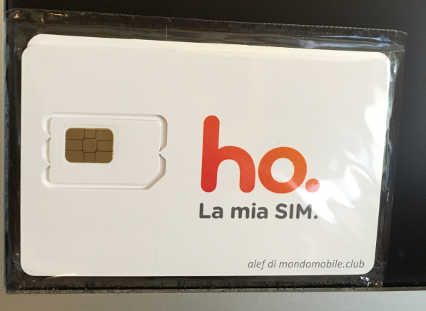 Photo of ho. mobile lancia anche online ho. 4.99 con minuti ed sms illimitati a 4,99 euro al mese