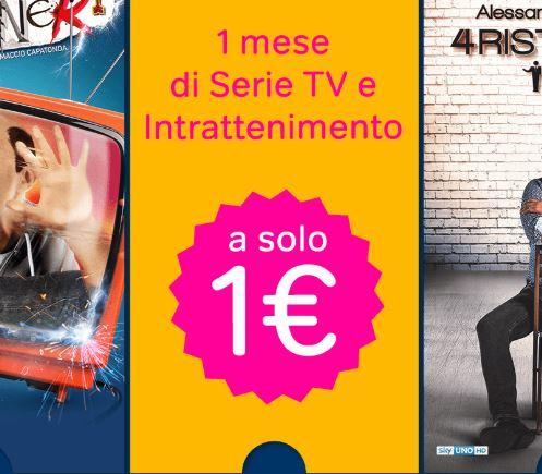 Photo of Promo Now TV: 1 mese di Serie TV e Intrattenimento a 1 euro e 1 mese di Cinema a 5 euro