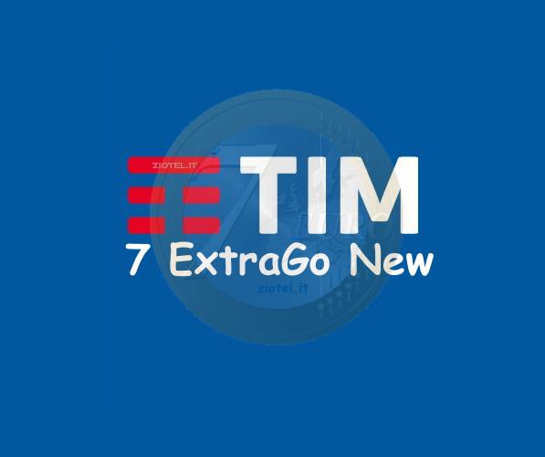 Photo of Tim 7 ExtraGo New: nuova versione con minuti illimitati e 20 Giga in 4G a 7 euro al mese