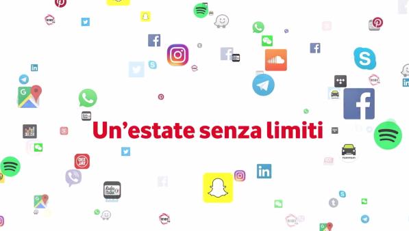 Photo of Vodafone Unlimited x4 Pro: 20 Giga, Minuti e Giga illimitati per Musica, Chat, Social e Mappe