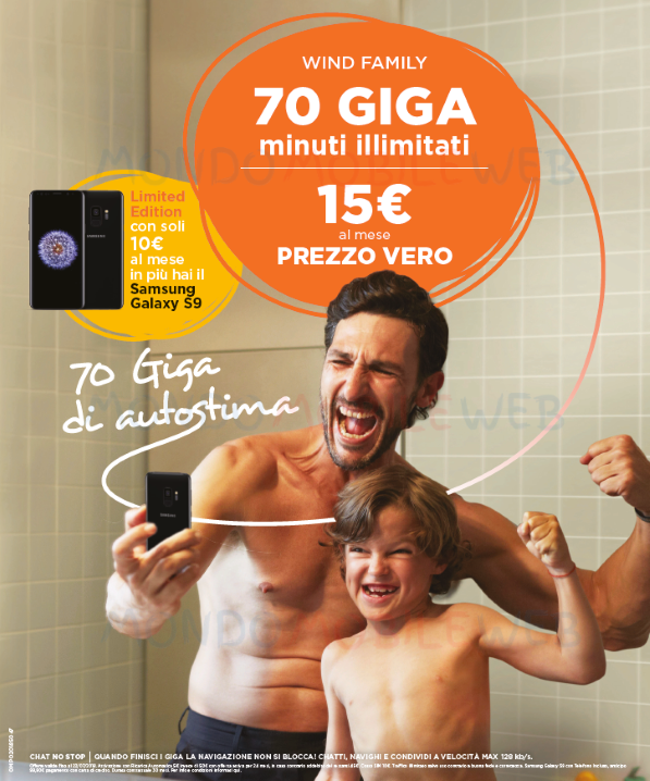 Photo of Wind presenta le sue offerte per la famiglia: Wind Smart Pack e Wind Family