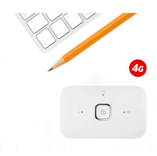 Photo of Mobile Wi-Fi 4G scontato ad 1 euro con la promo online per le offerte dati Vodafone