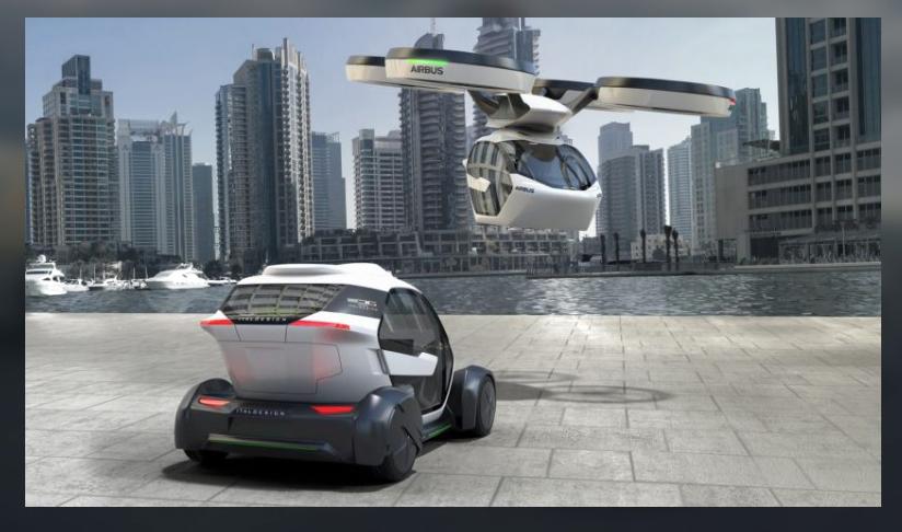 Photo of Macchine volanti: il futuro è adesso