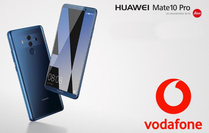 Vodafone smartphone a rate