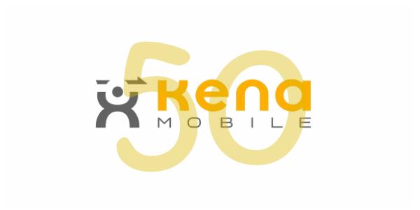 Photo of Dall'11 Ottobre 2018 Kena Star 4G con 50 Giga attivabile nei punti vendita Kena Mobile per tutti i nuovi clienti