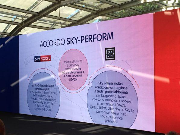Photo of SKY: l'accordo con DAZN è stato ufficializzato, ma gli abbonati dovranno pagare un costo ulteriore