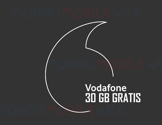 Photo of Vodafone regala 30 Giga al mese per 6 mesi ad alcuni suoi clienti