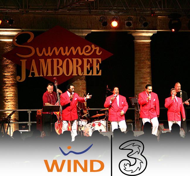Photo of Wind Tre: al Summer Jamboree le offerte All Inclusive Events Edition e All-In Master Special Edition