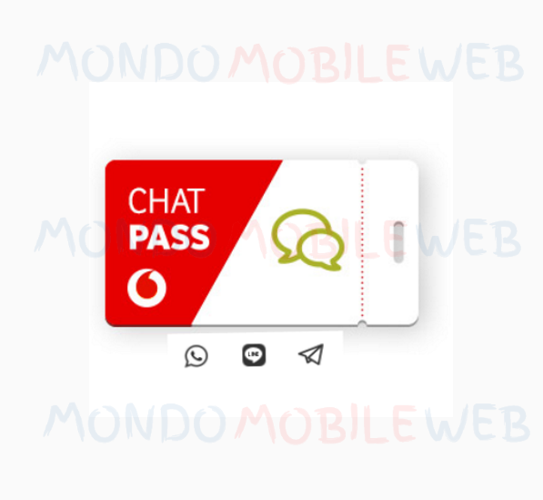 Photo of Vodafone Pass Chat incluso gratuitamente in alcune offerte ad personam
