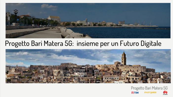Fastweb Bari Matera
