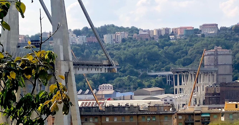 AGCOM Ponte Morandi