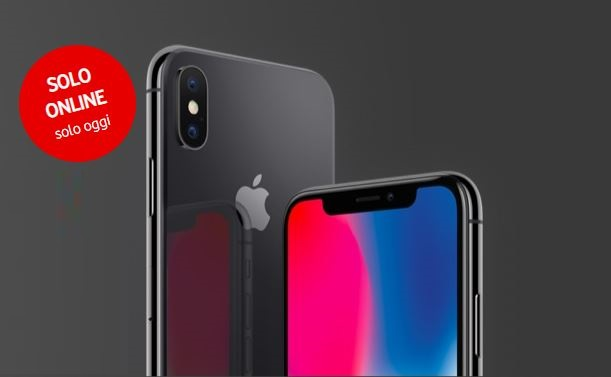 Photo of iPhone X 64 GB con Vodafone Simple Plus online a 34,99 euro al mese