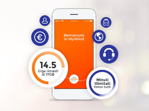 Photo of Wind ufficializza il rinnovamento dell'app MyWind, dedicata al self care