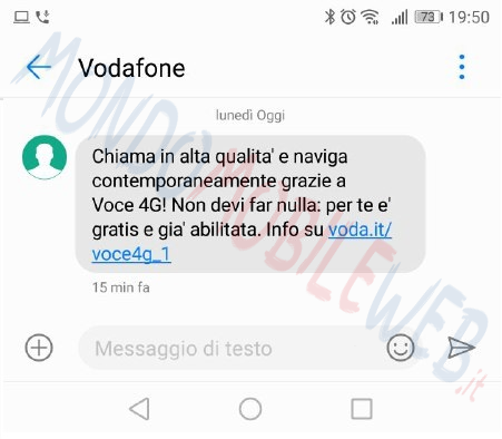 Voce 4G